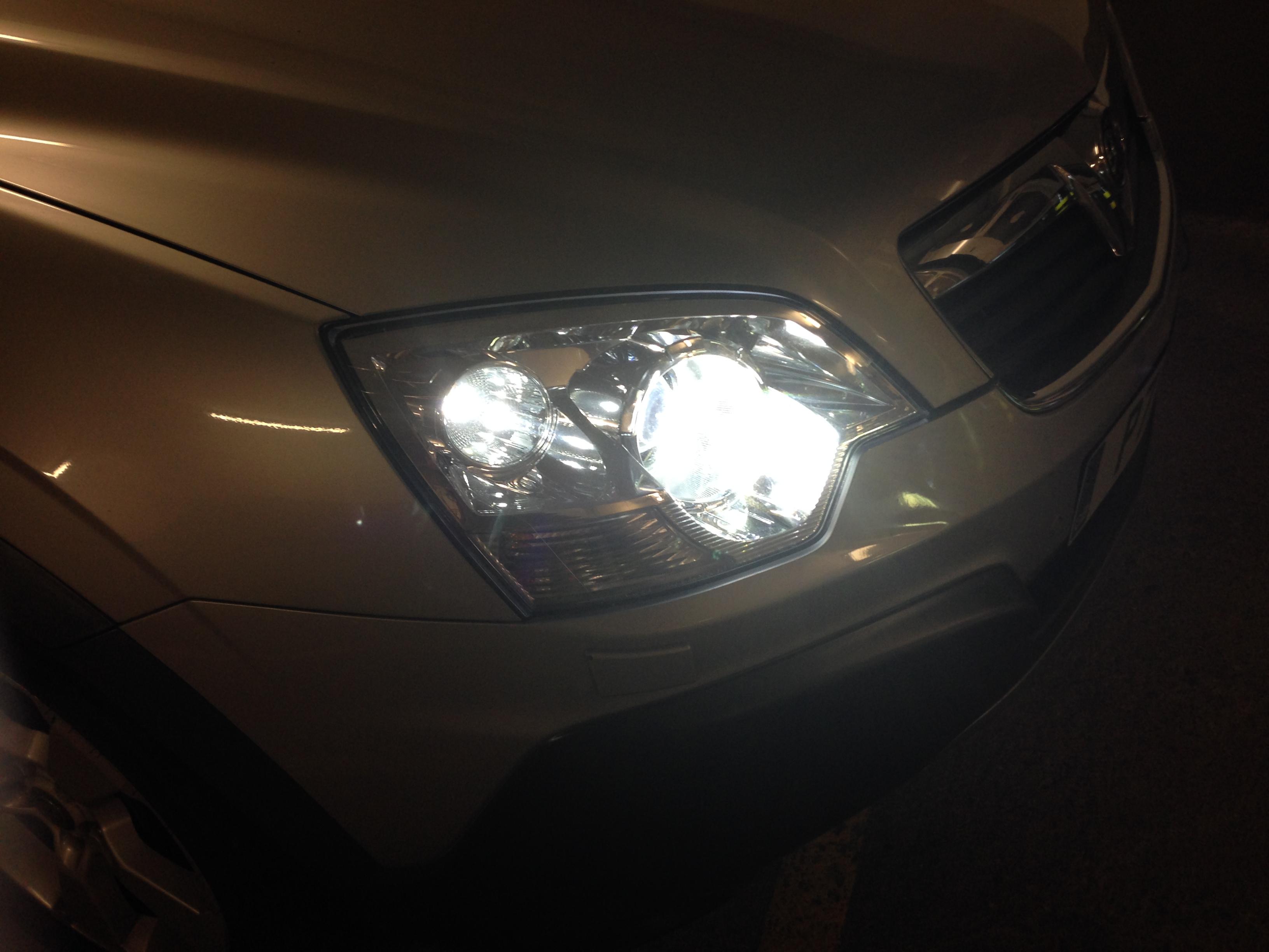 Antara 2007 2011 Led Side Light Bulbs Vauxhall